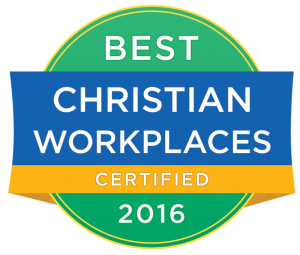 Best Christian Workplaces 2016