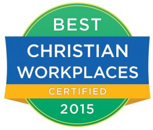 Best Christian Workplaces 2015